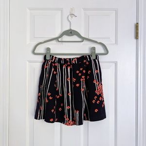 Urban Outfitters Skirts - Urban Outfitters Cooperative Navy Blue Heart Skirt